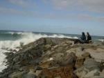 Das übliche: Wellen ... ;o)