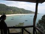Ko Lanta - Blick aus dem Bungalow