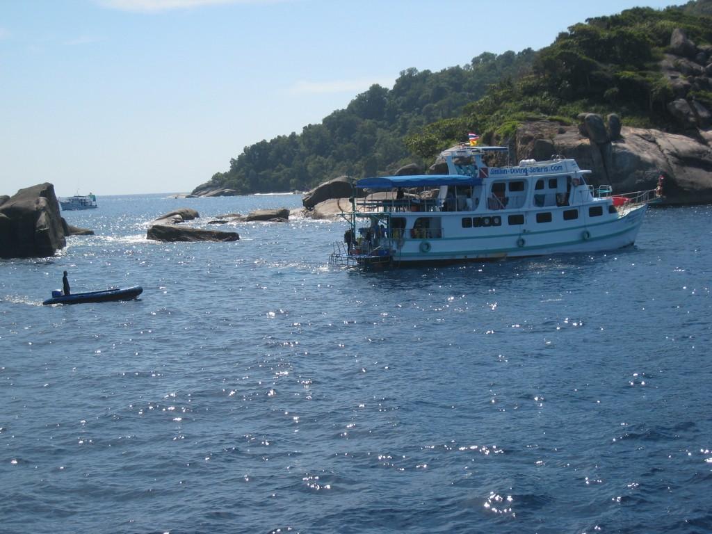 dolphin queen (unser boot von 2005)