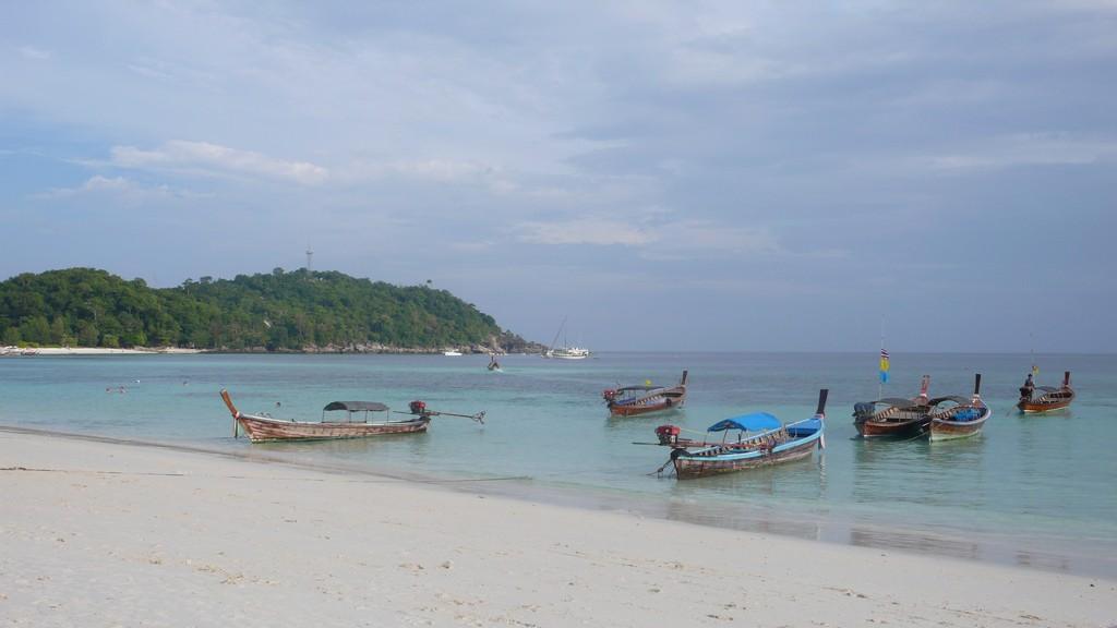 Pattaya Beach, Ko Lipe