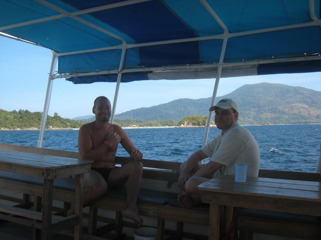 Ting-tong Stefan & Gerald
