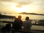 sunset @ navy club