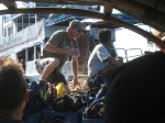 Dave - the canadian guy to dive with on Lipe