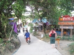 Concrete Road in Lipe-Town ...